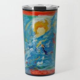 PASSIONATE BUDDHA Travel Mug