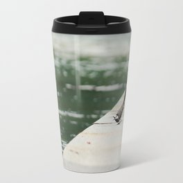 Pied Wagtails Travel Mug