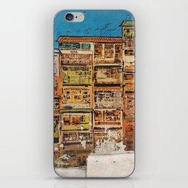 Hollywood Road iPhone Skin