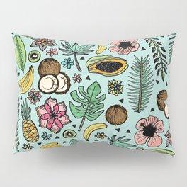 Tropical Fiesta Pillow Sham