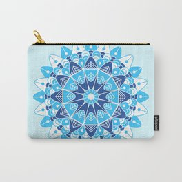 Mandala V Carry-All Pouch