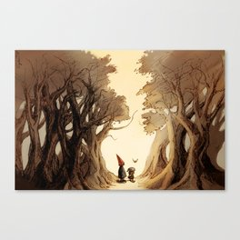 Wirt, Greg, and Beatrice Canvas Print