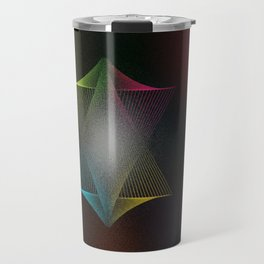 Geometrique 003 Travel Mug
