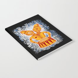 Conjoined Twins Circus Freaks Notebook