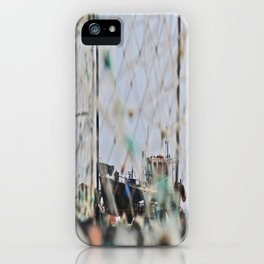 Through the Lobster Cages iPhone Case