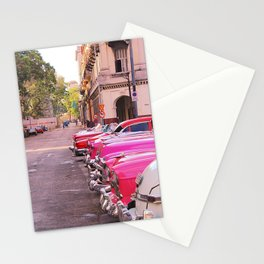 Old Cars Stationery Cards