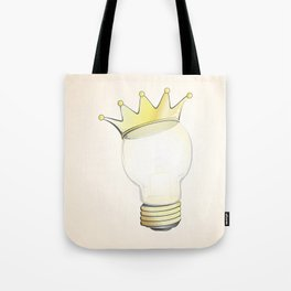 King of Ideas Tote Bag