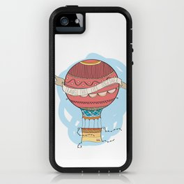 Air balloon iPhone Case