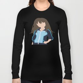 Rin Shibuya (The Idolmaster: Cinderella Girls) Long Sleeve T-shirt