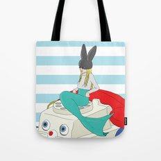 batfish Tote Bag
