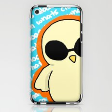 what's cloacalackin? iPhone & iPod Skin