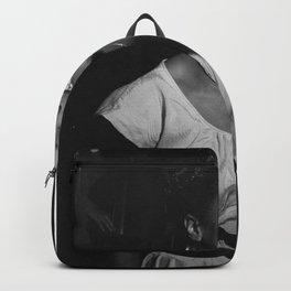 Sarah Vaughan, Home Wall Art Backpack