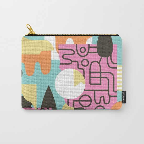 Amanaemonesia Carry-All Pouch