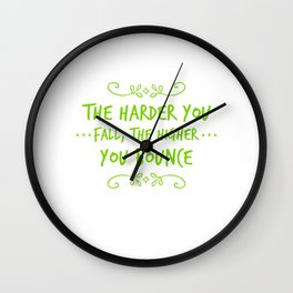 Life Changes Wall Clock
