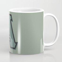 BOLD 'A' DROPCAP Coffee Mug