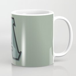 BOLD 'A' DROPCAP Coffee Mug