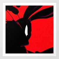 space jam Art Prints featuring Space Jam by 2coolstuff