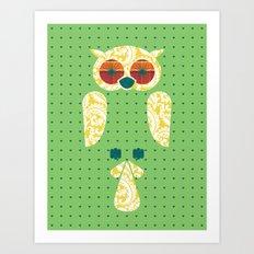 Lyla Art Print