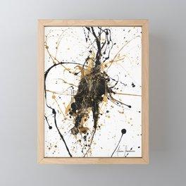 Abstract Anticipation Framed Mini Art Print