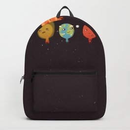 Chibi Planets Backpack