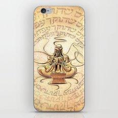 Kabbalah Meditation iPhone & iPod Skin