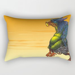 Griffin Rectangular Pillow