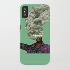 There Were Stars Slim Case iPhone X