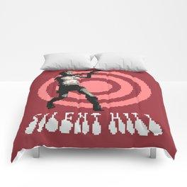 Heather Comforters