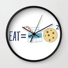 The Formula Wall Clock