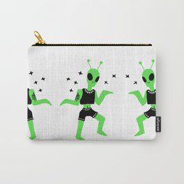 Alien Dance Carry-All Pouch