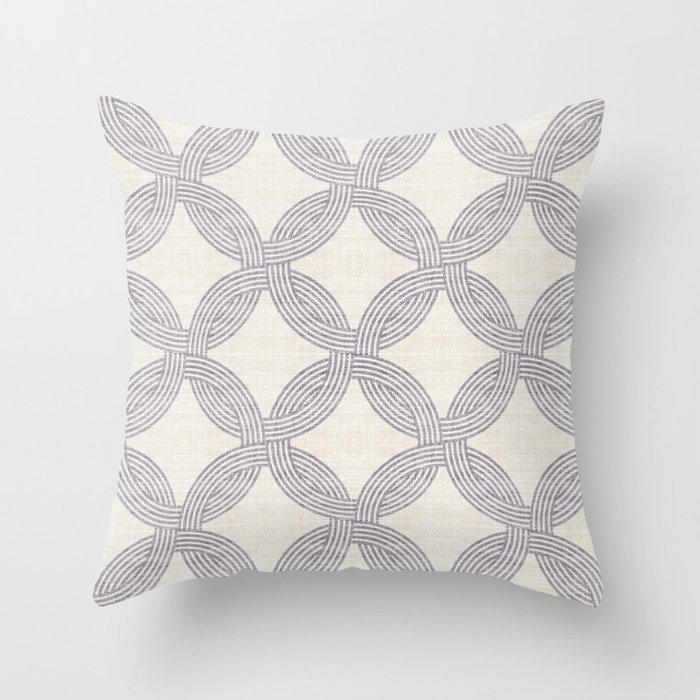 JUNGLIA WEAVE Throw Pillow