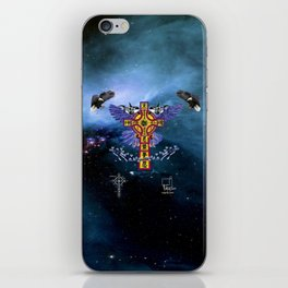 Tattoo image iPhone Skin