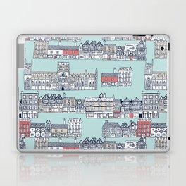 dreaming of york in tudor Laptop & iPad Skin