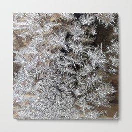 Ice | Glace 1 Metal Print