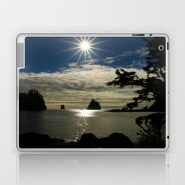 Last Sun's Rays For That Day Laptop & iPad Skin