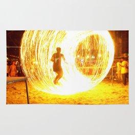 Fire Chamber 1 Rug