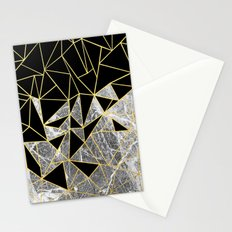 Marble Ab Stationery Cards