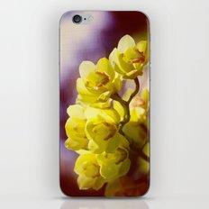 Believe in iPhone Skin
