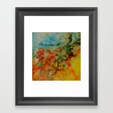 Square #15 Framed Art Print