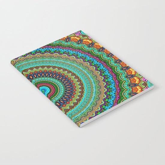 bohemian rhapsody  Mandala Notebook
