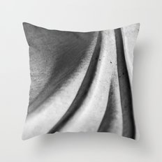 In the flesh Throw Pillow