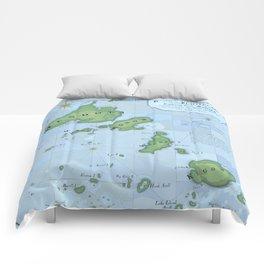 Dane Archipelago in Blue Comforters