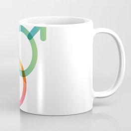 Symbols of Love #3 Coffee Mug