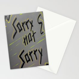 sns2 Stationery Cards