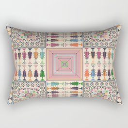 Palestinian embroidery pattern Rectangular Pillow