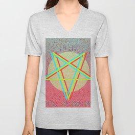 Aesthetically Satanic Unisex V-Neck