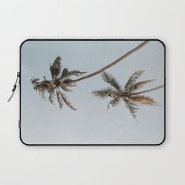 two palm trees Laptop Sleeve