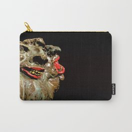 The Faces  Carry-All Pouch