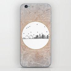 Cairo, Egypt (Giza), Africa City Skyline Illustration Drawing iPhone & iPod Skin