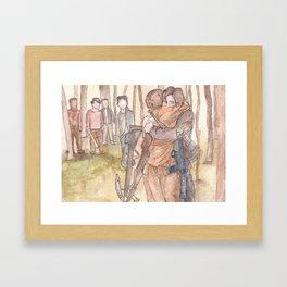 #Survive Framed Art Print